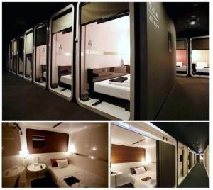 kapsulnye oteli klassa lyuks otkryvayutsya v yaponii Капсульные отели класса люкс открываются в Японии