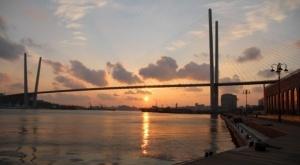 zolotoi most zakryt dlya turistov vo vladivostoke Золотой мост закрыт для туристов во Владивостоке