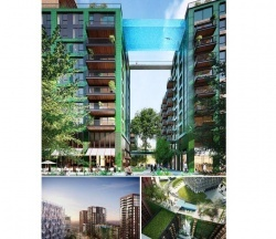 bassein s prozrachnym dnom na vysote 30 metrov postroyat v londone Бассейн с прозрачным дном на высоте 30 метров построят в Лондоне