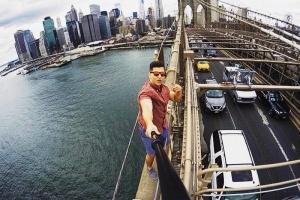 turista arestovali za opasnoe selfi Туриста арестовали за опасное селфи