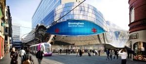 krupneishii vokzal britanii za predelami londona otkrylsya v birmingeme Крупнейший вокзал Британии за пределами Лондона открылся в Бирмингеме