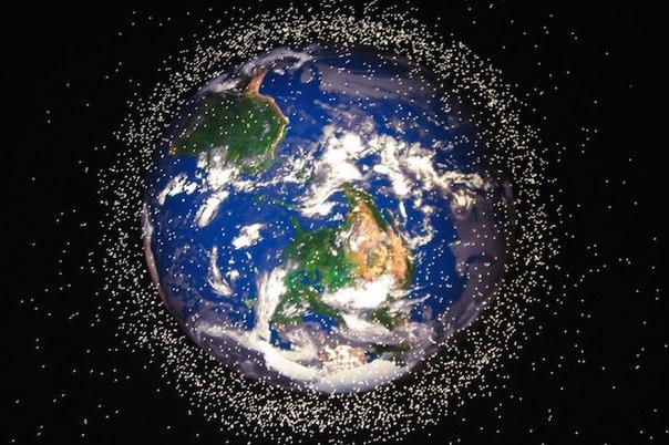kosmicheskii musor dostig kriticheskoi massy soobshilo NASA Космический мусор достиг критической массы, сообщило NASA