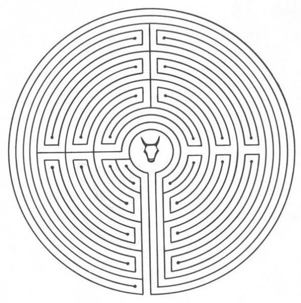 pochemu iz labirinta dedala pochti nevozmojno vybratsya Почему из лабиринта Дедала почти невозможно выбраться?