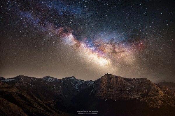 proishojdenie mlechnogo puti Происхождение Млечного пути
