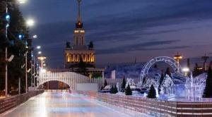 krupneishii katok evropy otkroetsya v moskve Крупнейший каток Европы откроется в Москве