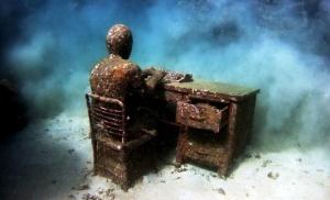 v side otkrylsya podvodnyi muzei В Сиде открылся подводный музей