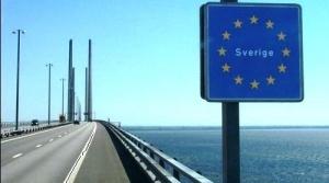 shveciya vvodit pogranichnyi kontrol Швеция вводит пограничный контроль