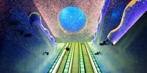 opredelena samaya krasivaya stanciya metro v mire Определена самая красивая станция метро в мире