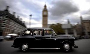 taksi londona nachnut prinimat bankovskie karty Такси Лондона начнут принимать банковские карты