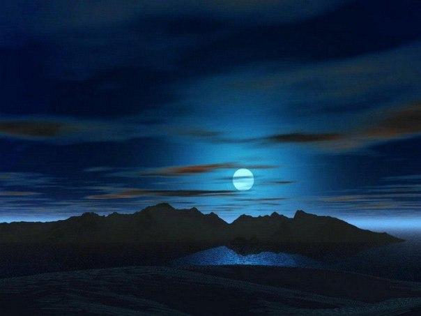 pochemu nelzya smotret na lunu Почему нельзя смотреть на Луну?
