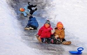 samaya bolshaya ledyanaya gorka v rossii poyavitsya v moskve Самая большая ледяная горка в России появится в Москве