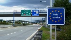chehiya namerena vvesti kontrol na granice s avstriei Чехия намерена ввести контроль на границе с Австрией