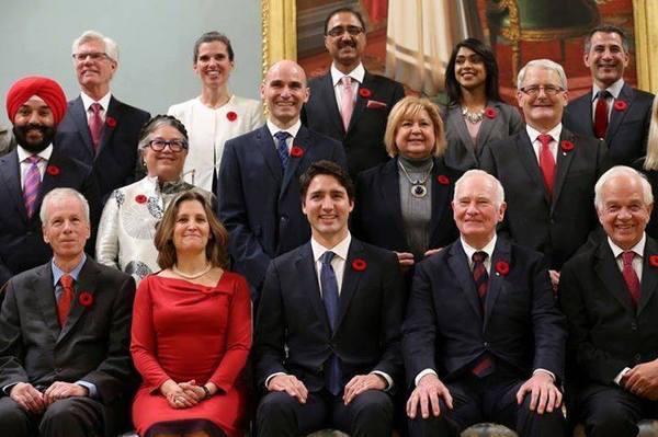 novoe pravitelstvo kanady Новое правительство Канады