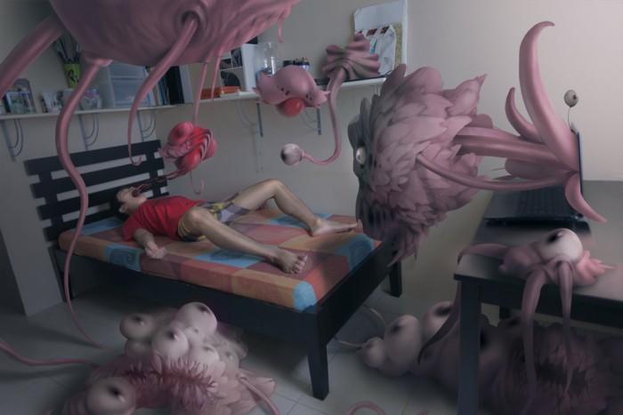 chto takoe paralich sna Что такое паралич сна?