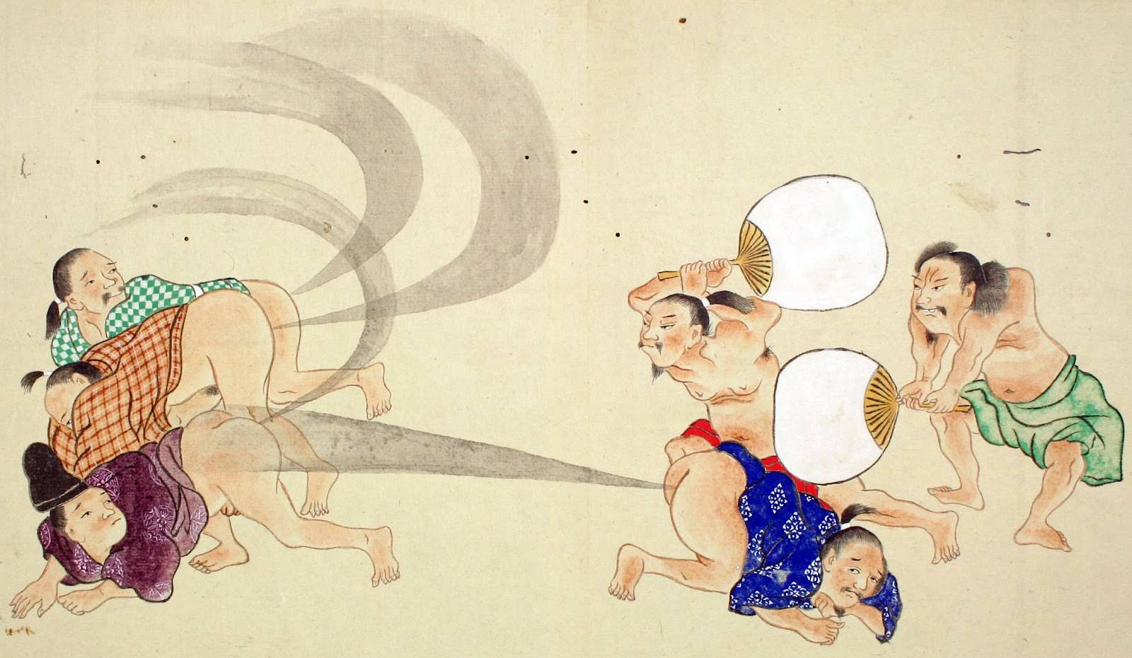 drevnie tradicii yaponii puk konkurs Древние традиции Японии. Пук конкурс