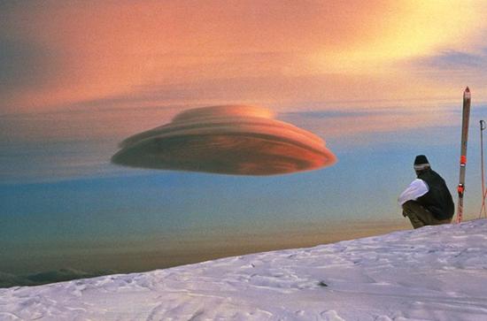 nlo net linzovidnye oblaka 2 НЛО? Нет  Линзовидные облака