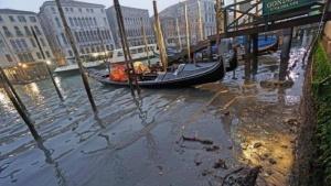 kanaly venecii peresyhayut Каналы Венеции пересыхают