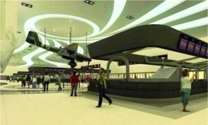 aeroport bangkoka poluchil novyi terminal Аэропорт Бангкока получил новый терминал