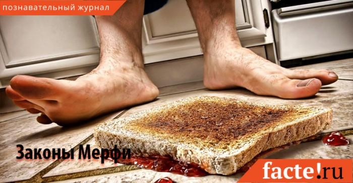 interesnye fakty o zakone merfi Интересные факты о законе Мерфи