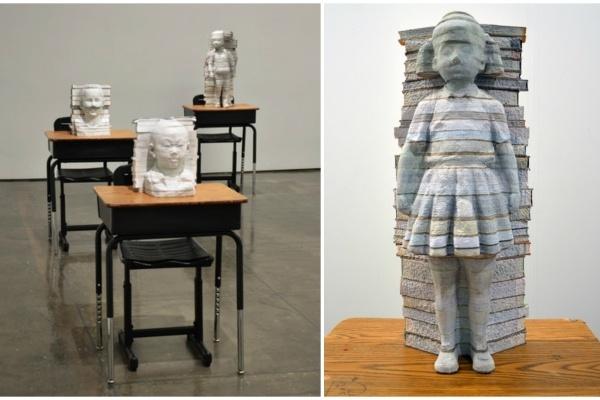 podvijnye skulptury rastyajimoe voploshenie klassiki 7 Подвижные скульптуры: растяжимое воплощение классики