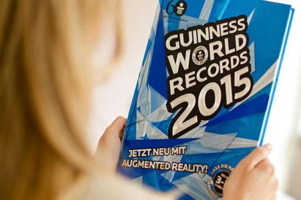 8 neobychnyh rekordov ginnesa v 2015 godu 8 необычных рекордов Гиннеса в 2015 году