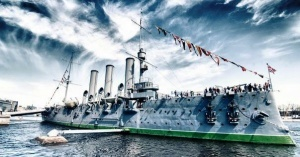 kreiser avrora vernetsya na petrogradskuyu naberejnuyu letom Крейсер «Аврора» вернется на Петроградскую набережную летом