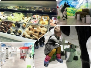 muzei istorii morojenogo otkrylsya v kirove Музей истории мороженого открылся в Кирове