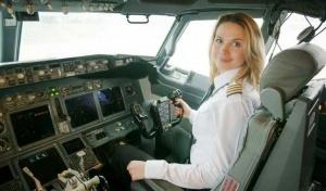 pervaya jenshina pilot poyavilas v belavia Первая женщина пилот появилась в «Белавиа»