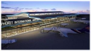 aeroport phuketa obzavelsya vtorym terminalom Аэропорт Пхукета обзавелся вторым терминалом