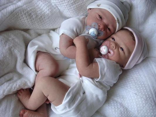 kukly reborn pochti nastoyashie mladency 10 Куклы Реборн — почти настоящие младенцы