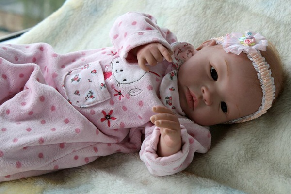 kukly reborn pochti nastoyashie mladency 11 Куклы Реборн — почти настоящие младенцы