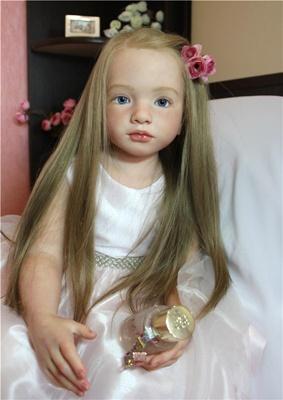 kukly reborn pochti nastoyashie mladency 14 Куклы Реборн — почти настоящие младенцы
