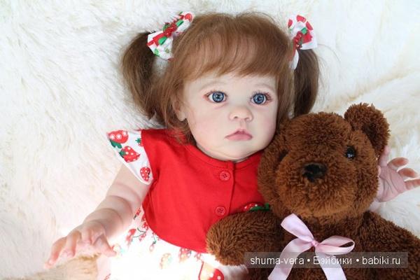 kukly reborn pochti nastoyashie mladency 15 Куклы Реборн — почти настоящие младенцы
