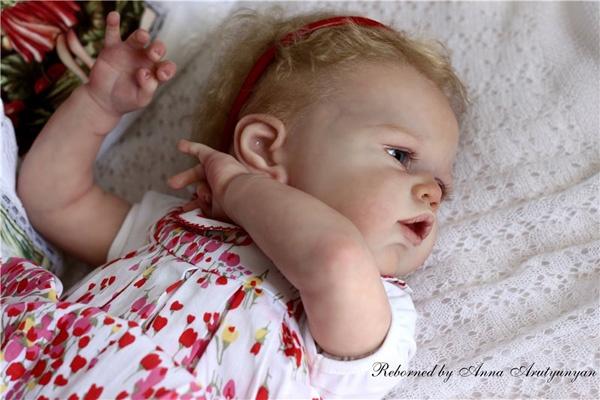 kukly reborn pochti nastoyashie mladency 2 Куклы Реборн — почти настоящие младенцы