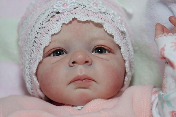 kukly reborn pochti nastoyashie mladency 6 Куклы Реборн — почти настоящие младенцы