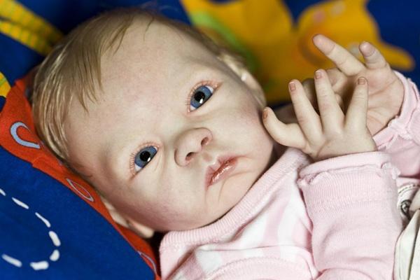 kukly reborn pochti nastoyashie mladency 7 Куклы Реборн — почти настоящие младенцы