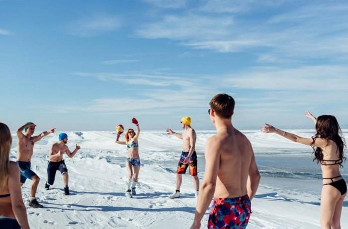 pyat samyh neobychnyh vidov zimnego otdyha 3 Пять самых необычных видов зимнего отдыха