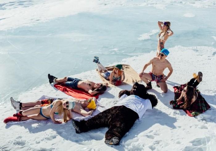 pyat samyh neobychnyh vidov zimnego otdyha Пять самых необычных видов зимнего отдыха