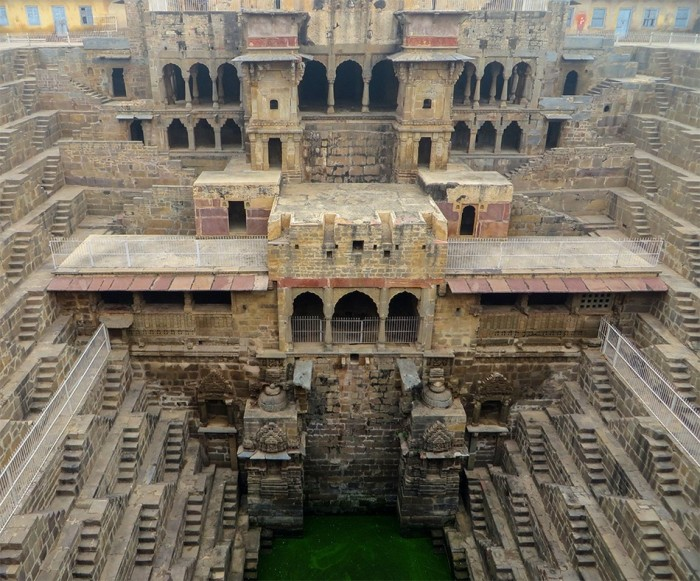 drevnie soorujeniya indii kotorye potryasayut svoim prednaznacheniem 4 Древние сооружения Индии, которые потрясают своим предназначением