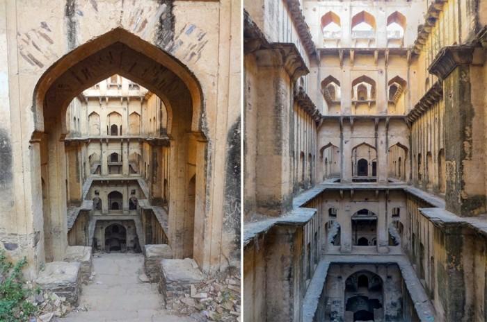 drevnie soorujeniya indii kotorye potryasayut svoim prednaznacheniem 5 Древние сооружения Индии, которые потрясают своим предназначением