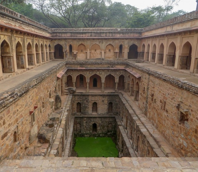 drevnie soorujeniya indii kotorye potryasayut svoim prednaznacheniem 8 Древние сооружения Индии, которые потрясают своим предназначением