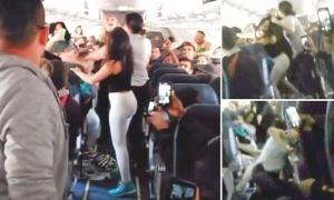 pyat passajirok podralis iz za gromkoi muzyki Пять пассажирок подрались из за громкой музыки