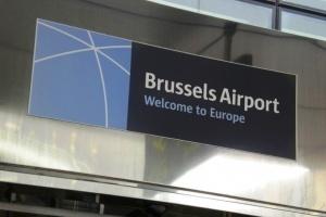 aeroport bryusselya po prejnemu zakryt Аэропорт Брюсселя по прежнему закрыт