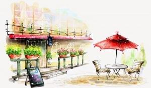 sezon letnih kafe otkroetsya v moskve v konce nedeli Сезон летних кафе откроется в Москве в конце недели