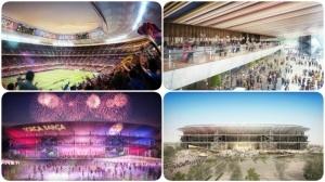 stadion barselony podvergnetsya globalnoi modernizacii Стадион «Барселоны» подвергнется глобальной модернизации