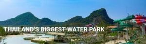 krupneishii akvapark tailanda otkrylsya v pattaie Крупнейший аквапарк Таиланда открылся в Паттайе