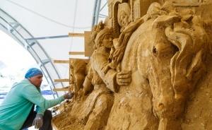 v sochi poyavitsya lukomore iz peska В Сочи появится Лукоморье из песка