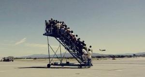 pilot evropeiskogo loukostera uletel bez 90 passajirov Пилот европейского лоукостера улетел без 90 пассажиров