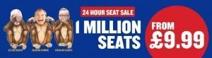 raineir rasprodaet 1 mln biletov nesmotrya na to chto britancy za vyhod iz es «Райнэйр» распродает 1 млн билетов, несмотря на то, что британцы — за выход из ЕС