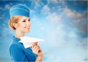 uletnaya krasota za zvanie luchshei styuardessy poborolis bolee 200 devushek Улетная красота: за звание лучшей стюардессы поборолись более 200 девушек